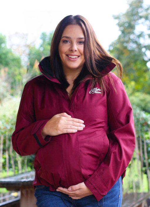 waterproof-maternity-jacket-burgundy_1