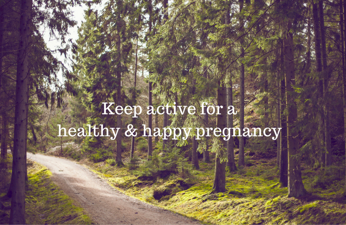 The Benefits of Exercise in Pregnancy
