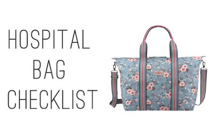 It's finally time to pack my bags – but what do I take to the Hospital?