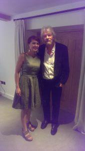 Me & Richard Branson