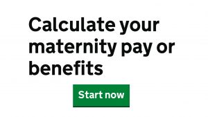 Calculate your maternity pay