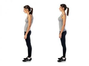 improve you posture , keep you back straight whilst pregnant