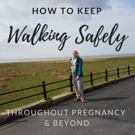 How to Keep Walking Through Pregnancy