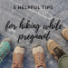 hiking while pregnant