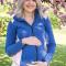 outdoor maternity fleece