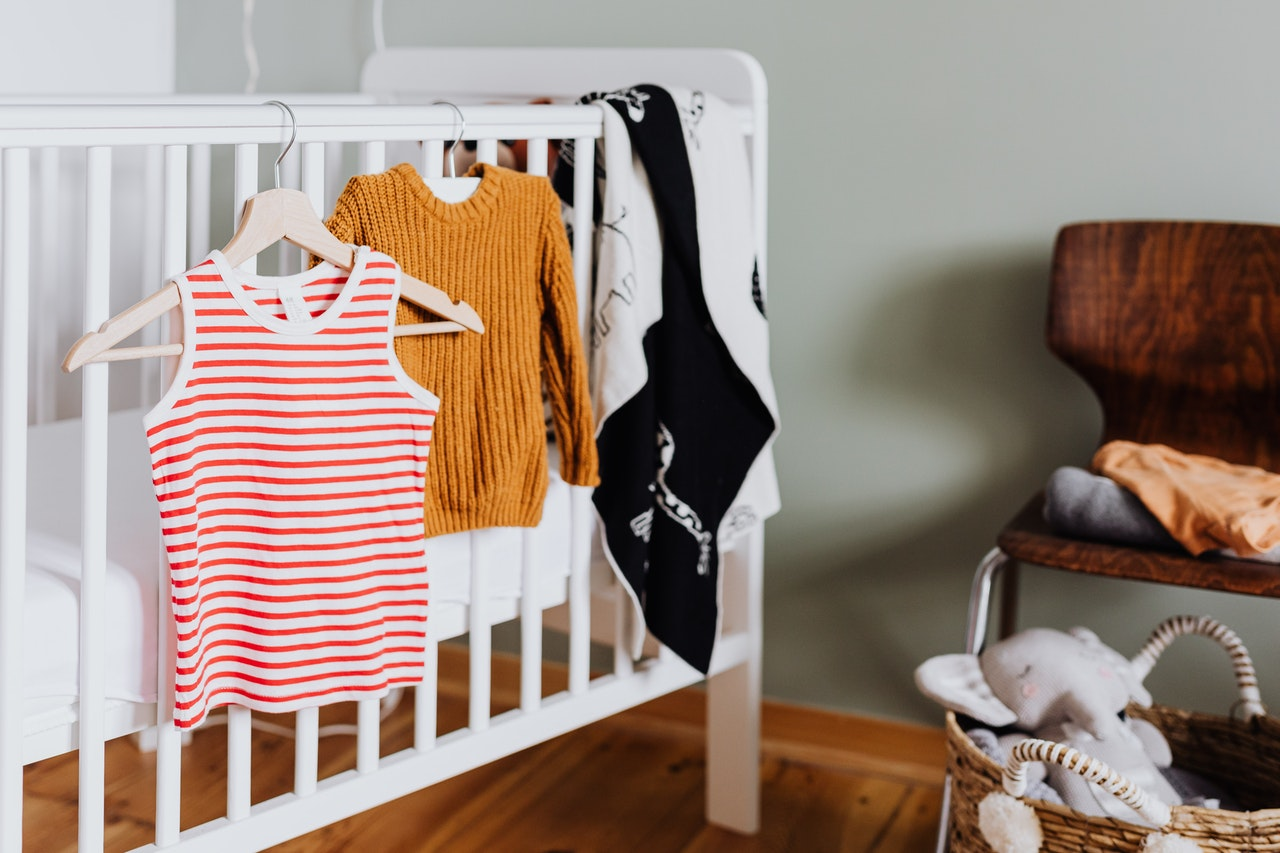 unwanted baby clothes